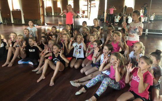 Obóz taneczny Borek 2018