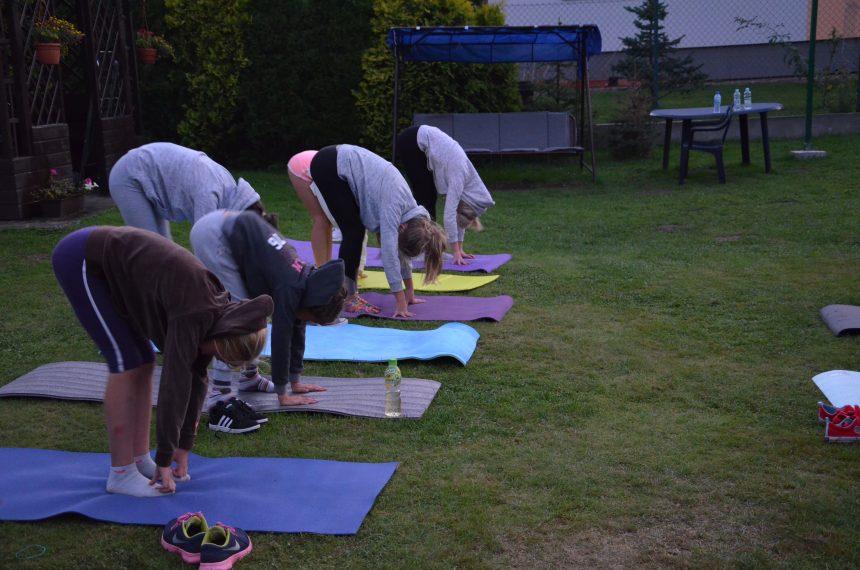 Obóz treningowy w Szczyrku 23-28.08.2016